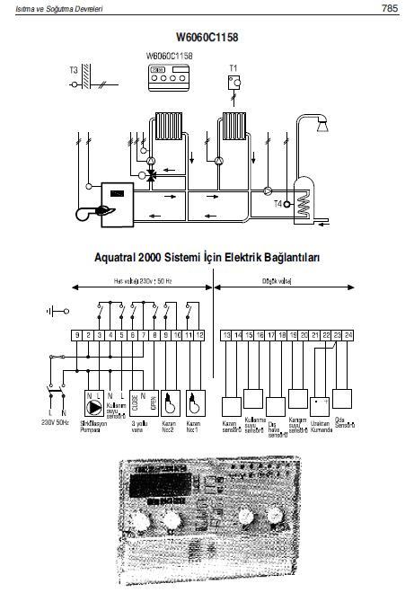 ONTROL T3001 YAKIT TASARRUF PANELİ